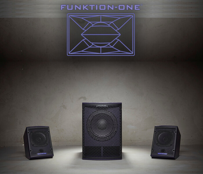 Funktion-One launches its smallest ever loudspeakers at ISE 2020