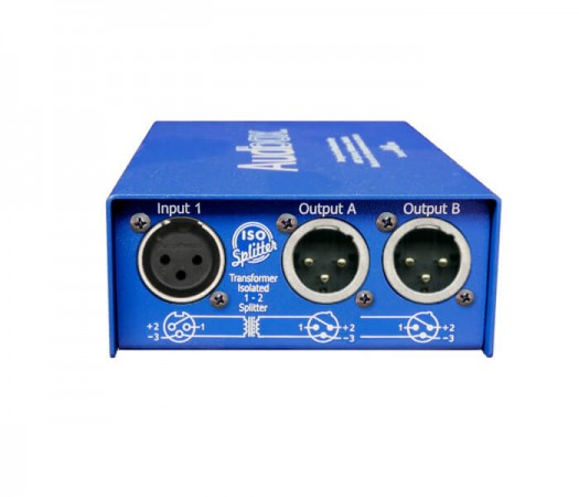 spliter-pasiv-izolat (1in-2 out)-iso splitter-arx