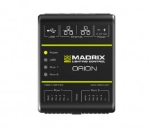 Interface DMX-Ethernet ORION Madrix